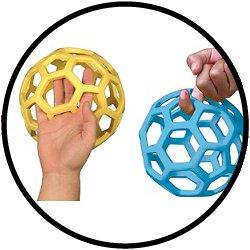 Rubberflex Grabballs <br/>21,6 cm