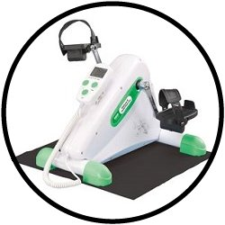 MSD OxyCycle 2 Pedal Exerciser Passivtrainer