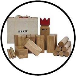 Bex Kubb Pro Original Red King