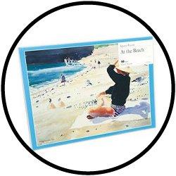 Puzzle - Am Strand - 24 Teile