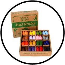 Malsteine von Crayon Rocks 64 Stück