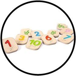 Braille Nummern PlanToys®