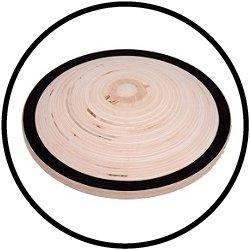 GymTop® Therapiekreisel aus Holz