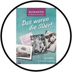 32 Dalli-Klick Bildkarten - Das waren die 50er!