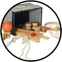 """pedalo® Teamspiel-Box \""""Eins\"""""""